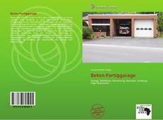 Couverture de Beton-Fertiggarage