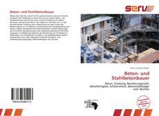 Обложка Beton- und Stahlbetonbauer
