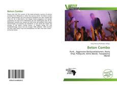 Beton Combo kitap kapağı