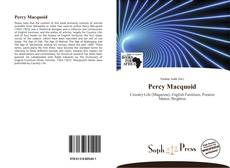 Couverture de Percy Macquoid