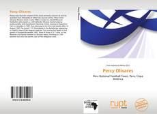 Portada del libro de Percy Olivares
