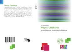 Buchcover von Wayne, Oklahoma