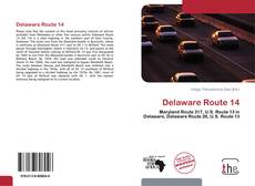 Bookcover of Delaware Route 14
