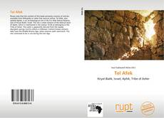 Tel Afek的封面