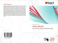 Couverture de Violin (Novel)