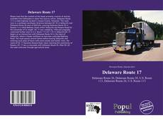 Bookcover of Delaware Route 17