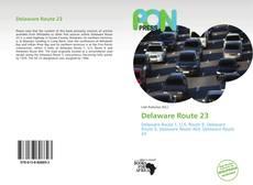 Capa do livro de Delaware Route 23