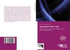 Bookcover of SportsNet New York