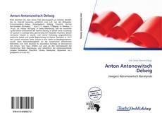 Buchcover von Anton Antonowitsch Delwig
