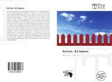 Portada del libro de Anton Altmann