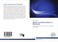 Обложка Sports and Recreation in Bermuda