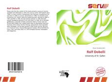 Bookcover of Rolf Dobelli