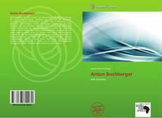 Bookcover of Anton Buchberger