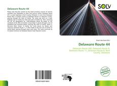Bookcover of Delaware Route 44