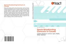 Обложка Sports Broadcasting Contracts in Canada