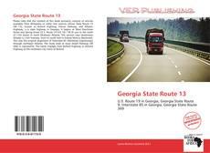 Copertina di Georgia State Route 13