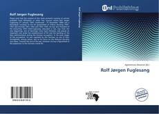 Rolf Jørgen Fuglesang的封面
