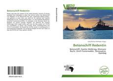 Copertina di Betonschiff Redentin