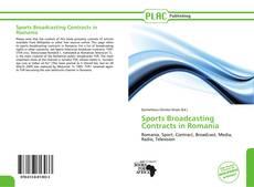 Buchcover von Sports Broadcasting Contracts in Romania