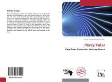Percy Yutar的封面