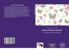 Bookcover of Anton-Proksch-Institut