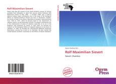 Bookcover of Rolf Maximilian Sievert