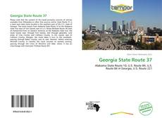 Bookcover of Georgia State Route 37