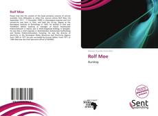 Bookcover of Rolf Moe