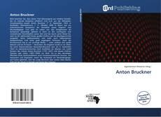 Portada del libro de Anton Bruckner