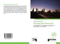 Capa do livro de Georgia State Route 45