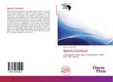 Capa do livro de Sports Carnival