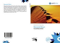 Portada del libro de Naveed Nour