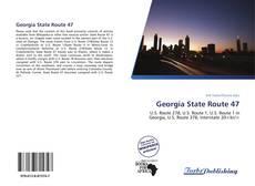 Georgia State Route 47的封面