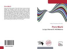 Bookcover of Pere Martí