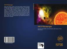 Bookcover of 10119 Remarque