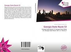 Bookcover of Georgia State Route 53