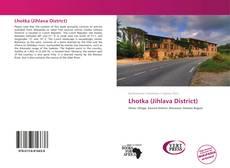 Buchcover von Lhotka (Jihlava District)