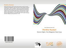 Perdita Huston的封面