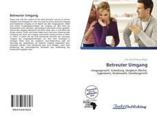 Capa do livro de Betreuter Umgang