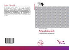 Anton Fränznick kitap kapağı