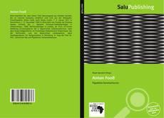 Buchcover von Anton Fooß