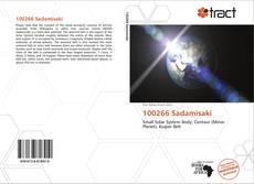 Bookcover of 100266 Sadamisaki