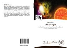 Bookcover of 10016 Yugan