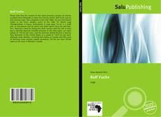 Buchcover von Rolf Fuchs