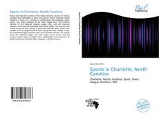 Bookcover of Sports in Charlotte, North Carolina