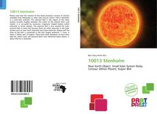 Bookcover of 10013 Stenholm