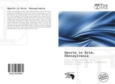 Buchcover von Sports in Erie, Pennsylvania