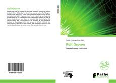 Bookcover of Rolf Groven
