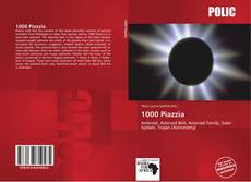 Bookcover of 1000 Piazzia