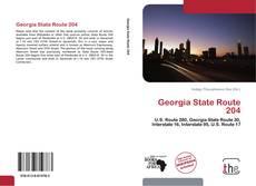 Georgia State Route 204的封面